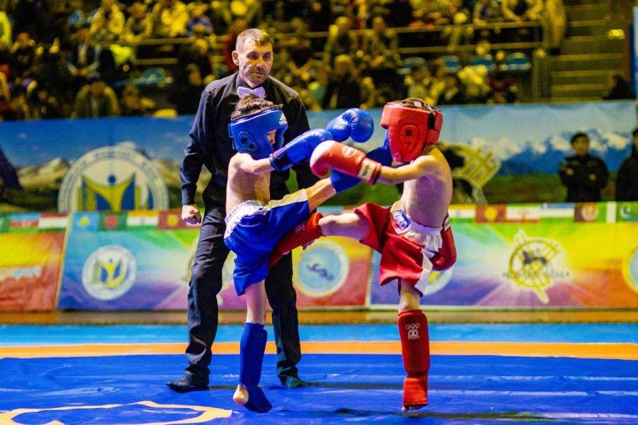 Қазақстан NOMAD MMA бойынша Азия чемпионатында бірінші орын алды