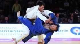 Ғұсман Қырғызбаев Абу-Дабидегі турнирде топ жарды