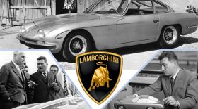 Lamborghini компаниясының тарихы