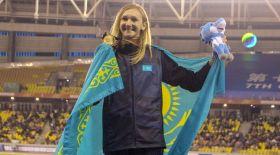 Ольга Рыпакова әскерилер ойынында алтын алды