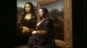 Мона Лизаның 3D нұсқасы