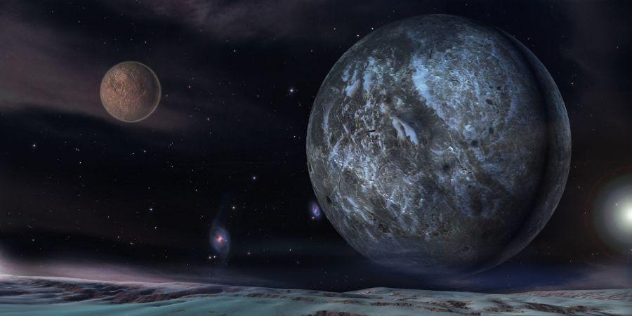 Астероид саналып келген аспан денесі ғаламшар болып шықты