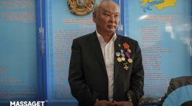 Жазушы-журналист Сағымбай Қозыбаев – 75 жаста