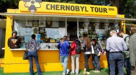 Чернобыльге баратын саяхатшылар саны күрт артты