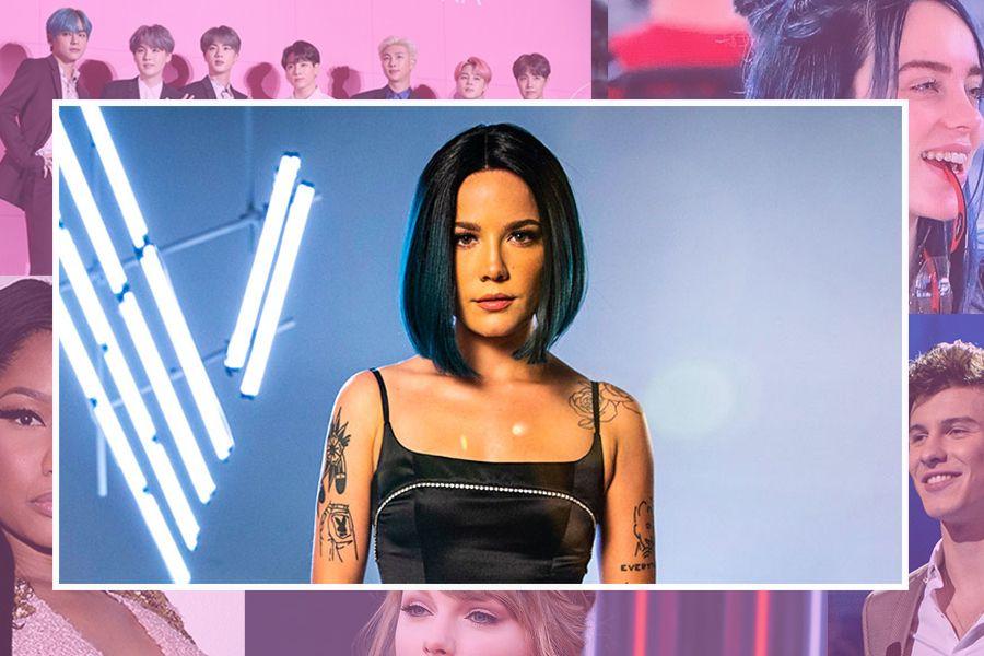 MTV EMA 2019 жеңімпазпаздары
