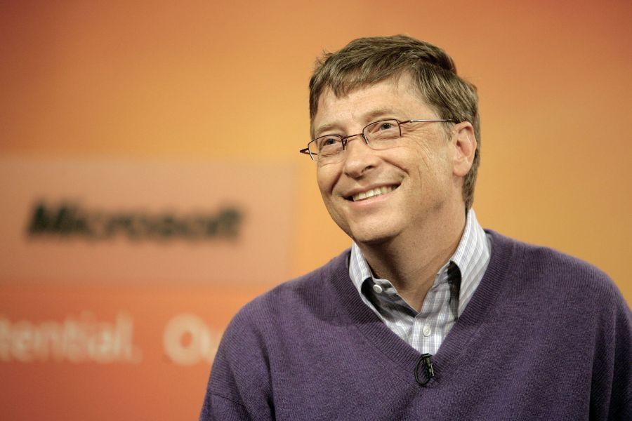Билл Гейтс байлар тізіміндегі орнын жоғалтты