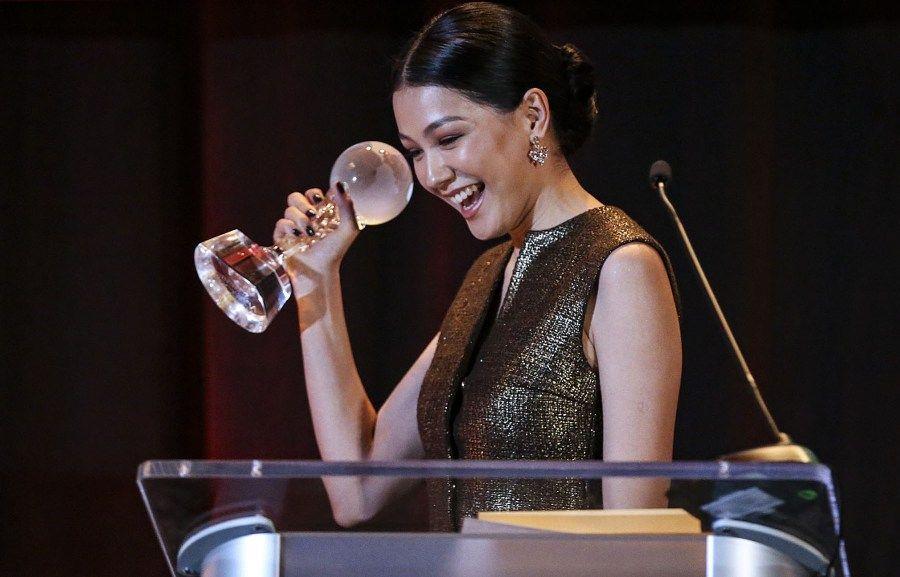 Аружан Жазылбекова АҚШ-та Golden Screen жүлдесін алды