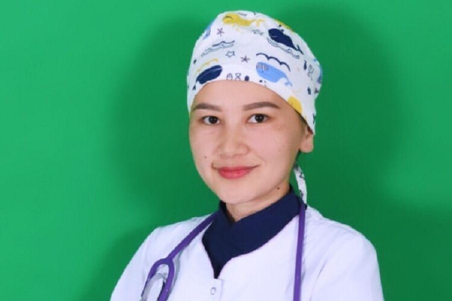 Асия Ибрахимова: