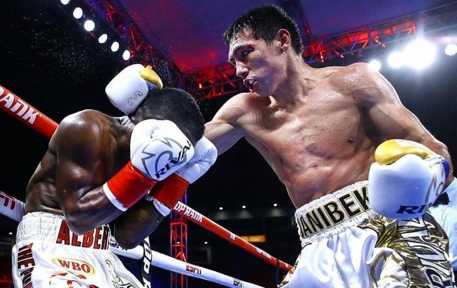 Жәнібек Әлімханұлы әлемдегі үздік 15 боксшы қатарына кірді