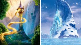 Disney ханшайымдары қай жерде тұрады: Аниматорларға шабыт берген елдер