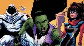 Marvel фильмдерінде жаңа кейіпкерлер пайда болады
