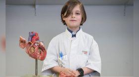 Еуропада 9 жастағы вундеркинд университет дипломын алғалы жатыр
