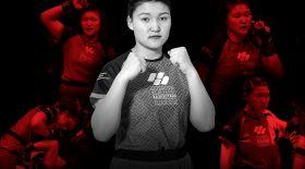 Қазақ қызы аралас жекпе-жектен әлем чемпионы атанды