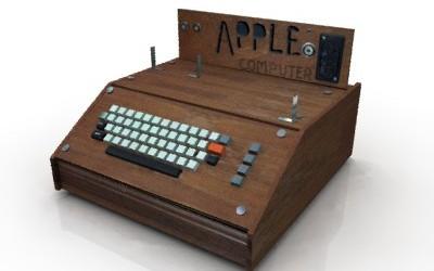 Apple-дің алғашқы компьютері жарты миллион долларға сатылды