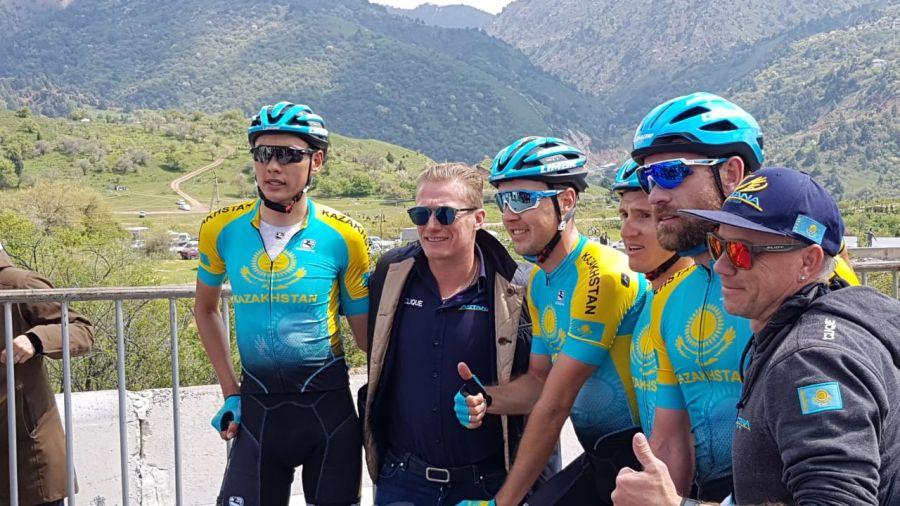 Ел қоржынына велоспорттан Олимпиаданың үш жолдамасы түсті