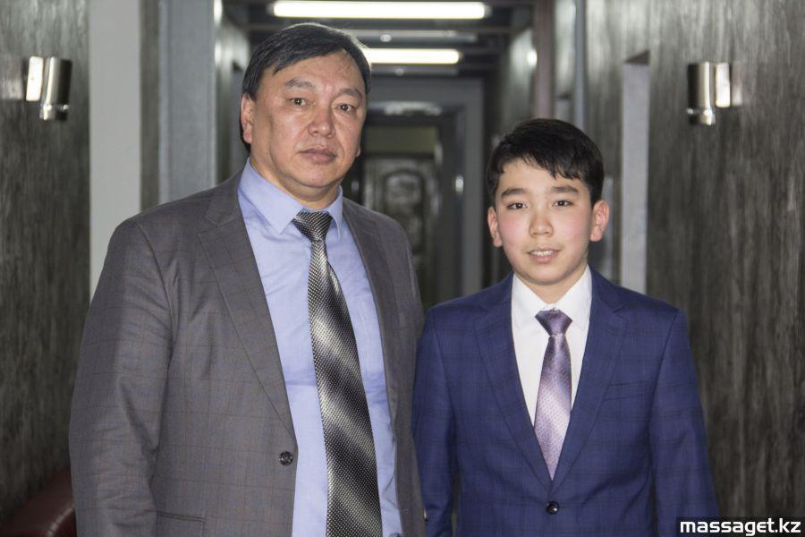 Қазақтың вундеркинді университетті 15 жасында аяқтайды