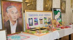 Тәкен Әлімқұлов. Қараой