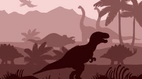 Динозаврлардың жойылуына себеп болған астероид жайлы