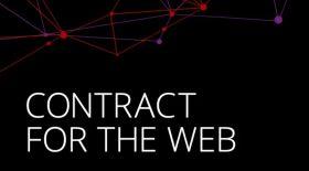 Contract for the Web жобасының мақсаты қандай?