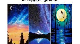 Өзгелердің сіз туралы ойы (психологиялық тест)
