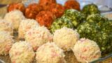 Массагет мәзірі: Жаңажылдық салат