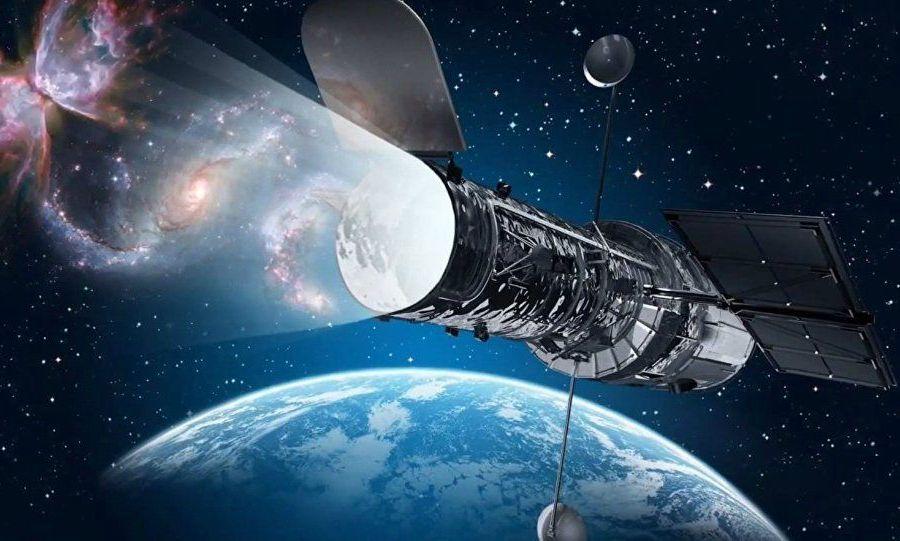 """Хаббл телескобы қанша уақыт """"өмір сүреді""""?"""