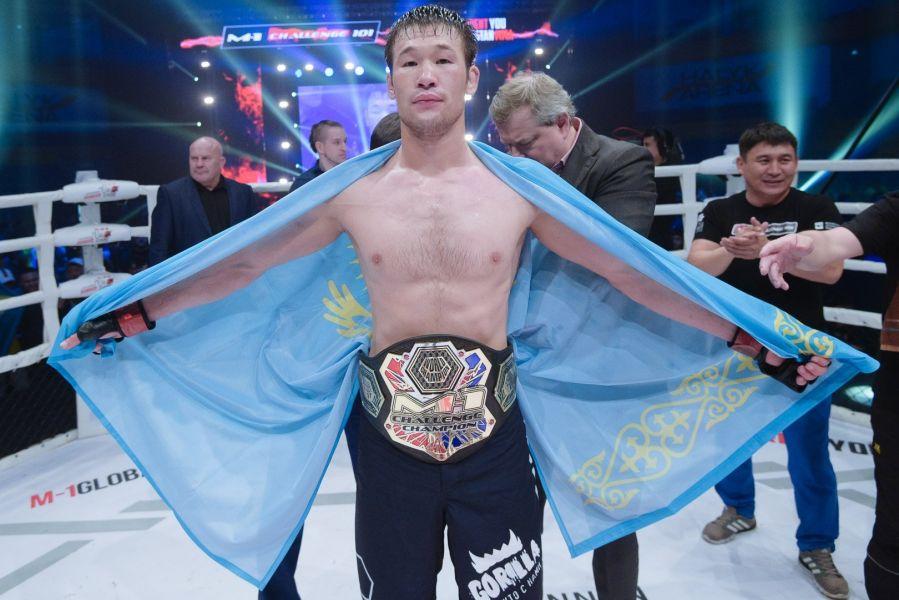 UFC-дегі тұңғыш қазақстандық қашан жекпе-жек өткізеді?