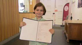 9 жастағы вундеркинд өзі оқыған университетті аяқтамайтын болды