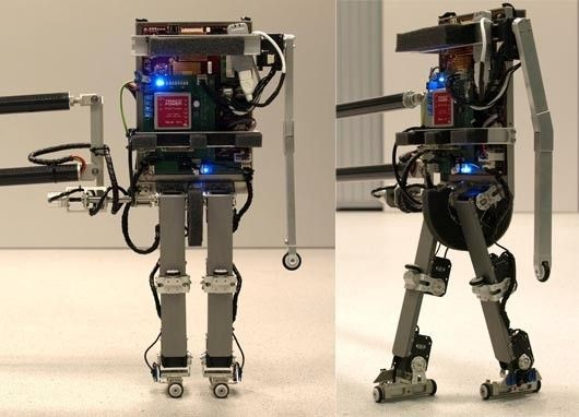 Ғалымдар роботтарды шапшаң жүргізудің жолын тапты