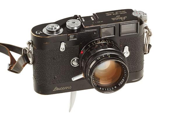 Leica компаниясының фотоаппараты 2 миллион долларға сатылды