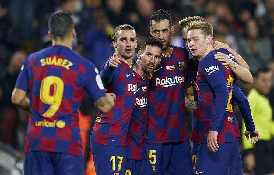 """""""Барселона"""" жоғары жалақы төлейтін спорт клубтары арасында көш бастады"""