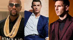 Forbes: Онжылдықтың ең бай спортшылары