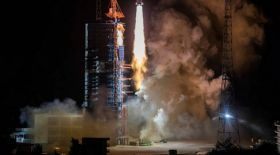 Қытай орбитаға  ең үлкен ғарыштық зымыранын ұшырды