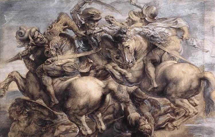 Да Винчидің танылмаған картинасы табылды
