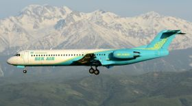 Министр Fokker 100 апатына себеп болуы мүмкін үш жағдайды атады