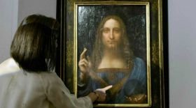 Ғалымдар  да Винчи картинасының құпиясын ашты