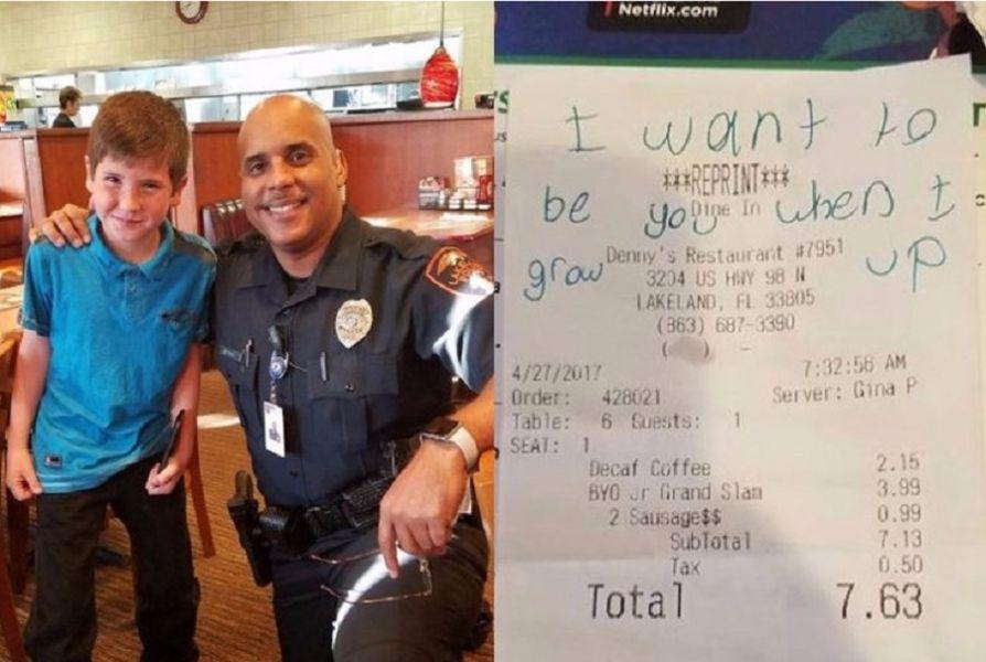 Полиция қызметкері: