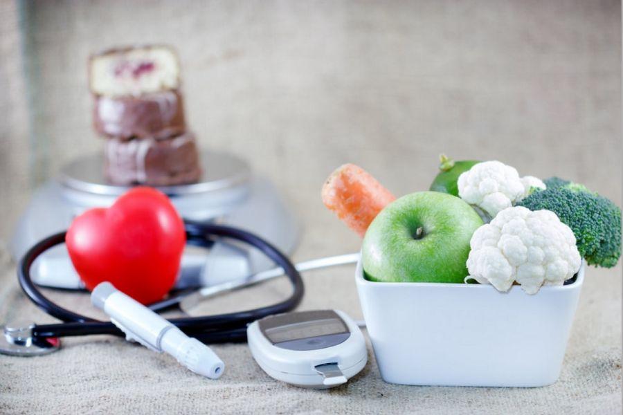 Қант диабетімен күресуге көмектесетін тағамдар