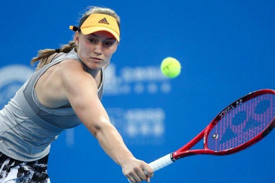 Қазақстандық теннисші WTA турнирінің жеңімпазы атанды
