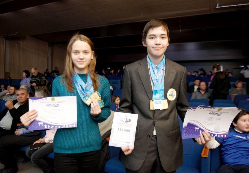Шахматтан 18 жасқа дейінгі Қазақстан чемпиондары анықталды