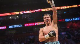 Батыр Жүкембаев тәжірибелі мексикалық боксшымен жұдырықтасады