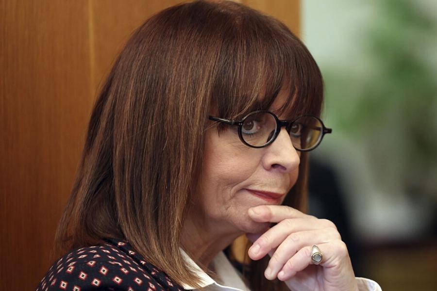Грекияның алғашқы әйел президенті Екатерина Сакелларопулу жайлы не білеміз?