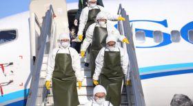 Алматы әуежайында коронавирустың алдын алуға арналған оқу-жаттығу өтті