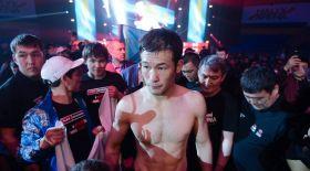 Шавкат Рахмоновтың UFC-дегі алғашқы қарсыласы анықталды