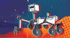 NASA жаңа марсоходқа атау таңдасуға шақырды