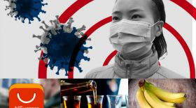AliExpress, банан және алкоголь: Коронавирус туралы кең таралған фейк жаңалықтар