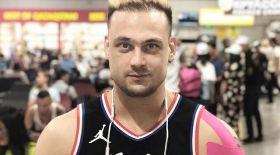 Илья Ильин халықаралық жарыста топ жарды