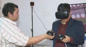 Қызылордалық студенттер садақ ату ойынының виртуал үлгісін жасап шығарды
