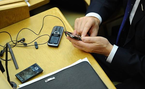 Смартфон адам энергиясынан қуат алатын болады