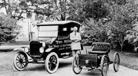 Автоэволюция: Алғашқы автомобиль орта ғасырда пайда болған